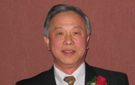 Past president - KEVIN LIN