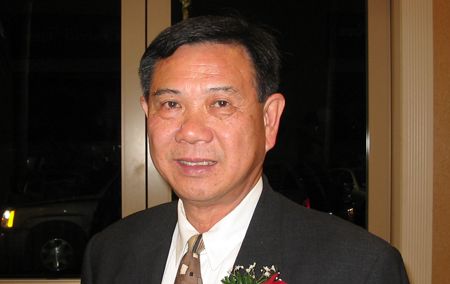 Past president - MIKE CHUANG